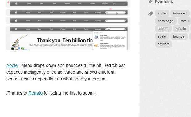Little Big Details: The Touches That Make Sites Great