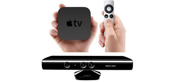 AppleTV Needs A Kinect Style Camera