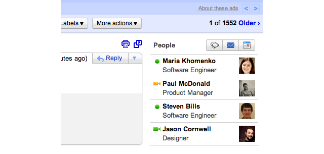 Forget Google +1, The Google People Widget Is What's Important