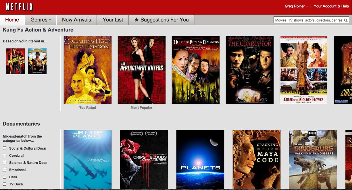 Netflix Is Making Improvements