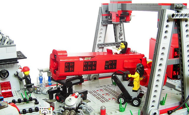 Lego And Software Can Both Be Used To Building Incredible Things