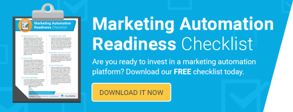 Are you ready to invest in marketing automation