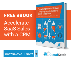 Salesforce for B2B SaaS companies