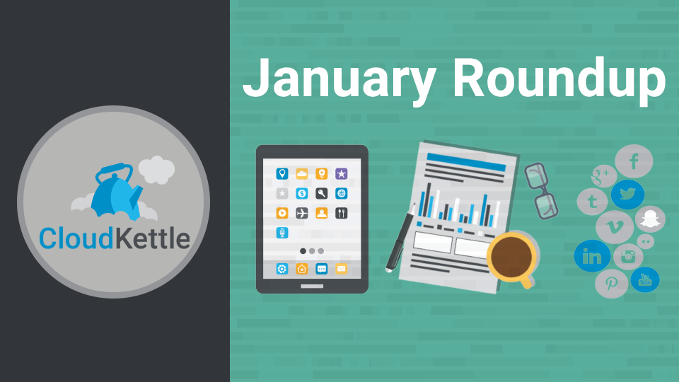 All News, No Noise: January Digest For The B2B SaaS Space