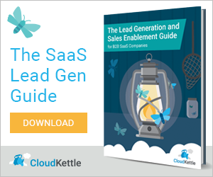 The Lead Generation and Sales Enablement Guide